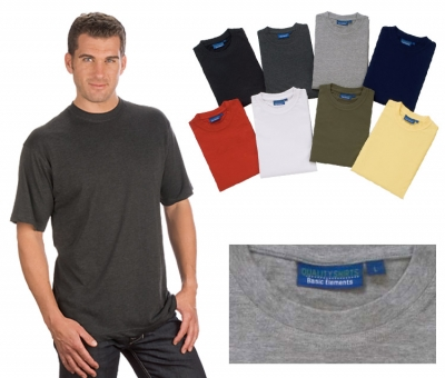 Pack of 2 Combed Cotton T-Shirt